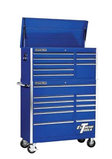 Picture of EXTREME EX4181CR TOOL CHEST ROLL CABINET SET - COMBO TOOL BOXES