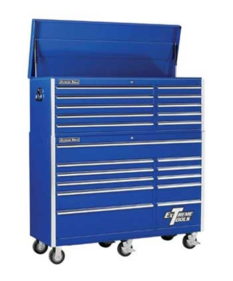 Picture of EXTREME EX5621CR SET TOP TOOL CHEST AND ROLLER CABINET TOOL BOX - COMBO TOOL BOXES