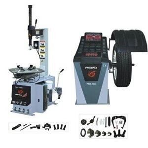 Picture for category Wheel Balancer Tire Changer Combos