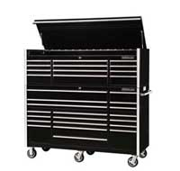 "72"" Tool Chest and Roller Cabinet"