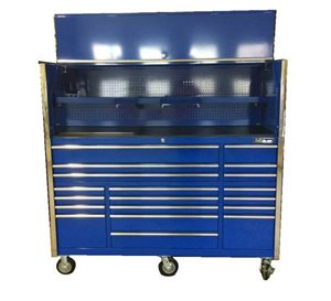 "Picture of CRX72251901SET 72"" ROLLING TOOL BOX AND 72"" TOP HUTCH"
