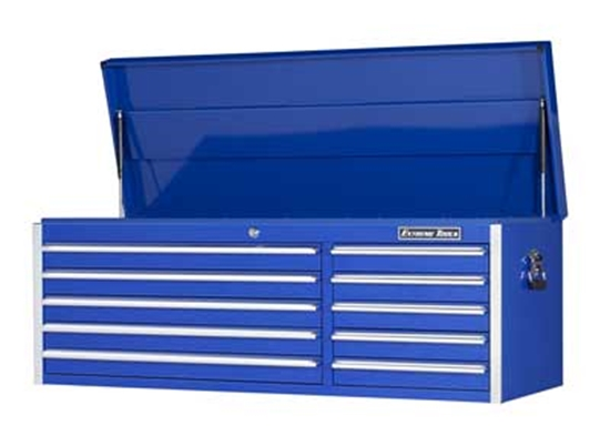 "Picture of EXTREME EX5610CH 56"" 10 DRAWER TOP CHEST"