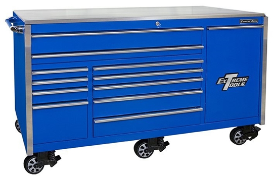 Picture of EXTREME EX7612RC ROLLER CABINET TOOL BOX