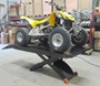 SEMAX atv lift package shown with vehicle