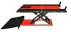 PRO 2500U Utv lift table -red and black
