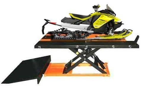 PRO 2500S Snowmobile lift skidoo sled lift