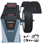 Picture of Phoenix Tire Changer Wheel Balancer w/Wheel Weight Kit PWB1535A/PWC2950