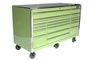 "Picture of 72"" Roller Cabinet w/ Stainless Steel Top CEX7217RC-QL"