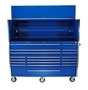 "72"" tool hutch and cabinet"