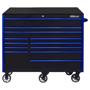 CRX552512RC Black with Blue Trim Tool Box